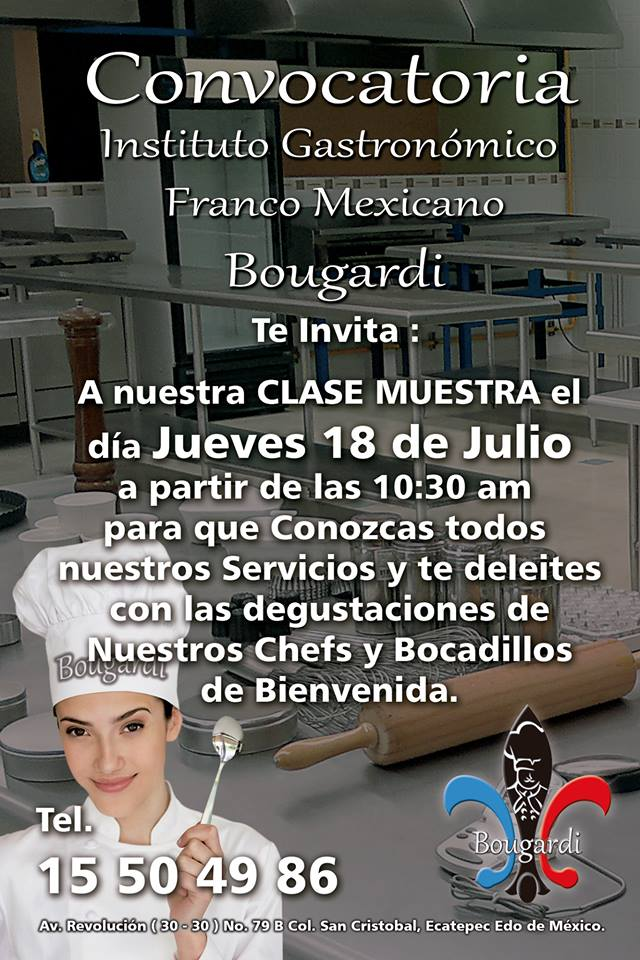Instituto Gastronómico Franco Mexicano Bougardi