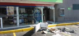 Comando roba cajero automático en Ecatepec