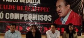 Marchan 10 mil antorchistas en Ecatepec