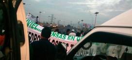 Vecinos bloquean la México-Pachuca