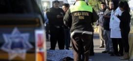 DOS ASALTANTES MATAN A POLICÍA QUE TRATÓ DE EVITAR ROBO A COMBI DE PASAJEROS EN ECATEPEC