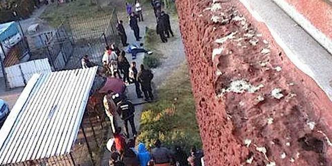 MATAN POLICIA EN ECATEPEC