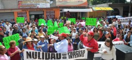 """""""NULIDAD DEL PROCESO INTERNO"""" DEMANDAN PRIÍSTAS DE ECATEPEC"""