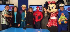 Paty Sanchez triunfando con Radio y Tv Mundo Kids su programa ahora en ABC RADIO