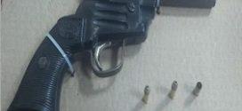 Detienen a sujeto que disparó contra policías municipales de Ecatepec tras asaltar una unidad de transporte público