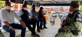 Guardia Nacional y policía de Ecatepec inician operativo Ehécatl en zonas de alta incidencia delictiva