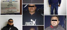 Policías de Ecatepec detienen a banda encabezada por un presunto elemento de la policía estatal del Edoméx