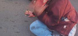 Detienen a presunto policía estatal por apuñalar a su pareja, en el municipio de Ecatepec,  Estado de México